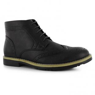 Pánské boty C Punch PU Lee Cooper, černé