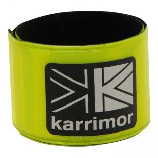Reflexní páska Karrimor, žlutá