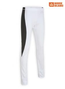 Dámské termo kalhoty, bílé