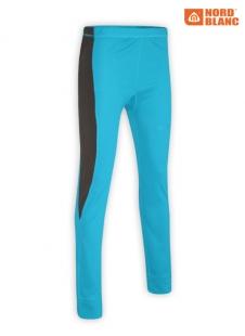 Dámské termo kalhoty, modré