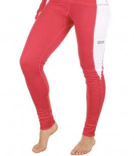 Dámské termo kalhoty, růžové