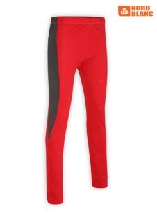 Dámské termo kalhoty, červené
