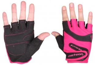Fitness rukavice Grip Lady, růžové