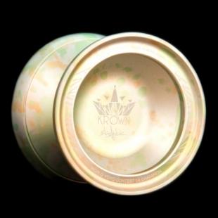 Yoyo Krown - Stříbrné/zelené (Testovaný produkt)