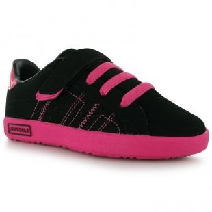 Lonsdale - Dětské boty, černorůžové