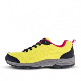 Dámské outdoorové boty NORDBLANC Elevate Lady - jeřáb. žlutá