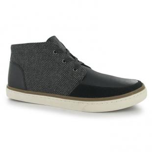 Lee Cooper - Pánské boty Lismore, černé