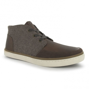 Lee Cooper - Pánské boty Lismore, hnědé