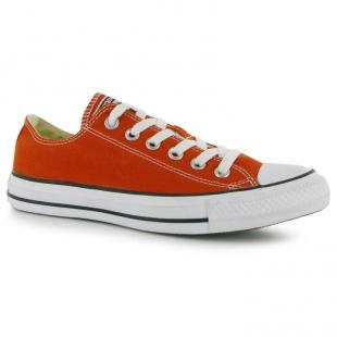 Converse - Boty Ox Seasonal, oranžové