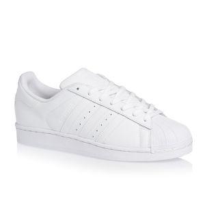 Adidas - boty superstar, bílé
