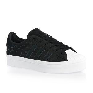 Adidas - Dámské boty superstar, černobílé