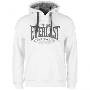 Everlast - Pánská mikina, bílá