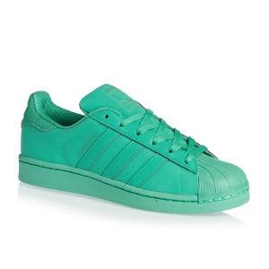 Adidas - Dámské boty superstar, světle modré