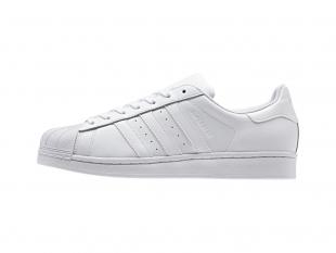 Adidas - Pánské boty superstar, bílé