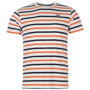 Lee Cooper - Pánské tričko pruhované