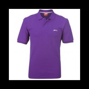 Slazenger - Pánské tričko, fialové