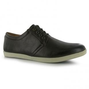 Lee Cooper Beyond Smart pánské boty, tmavě hnědá