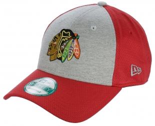 Kšiltovka New Era 9FO Jersey Curve NHL Chicago Blackhawks
