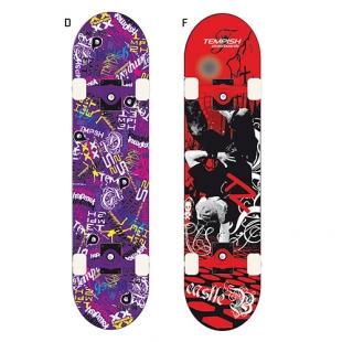 TENDER skateboard D,F