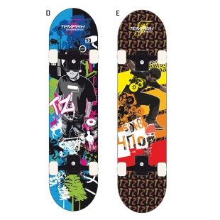 SELECTION skateboard D,E