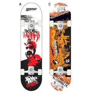 METROPOL skateboard (C)