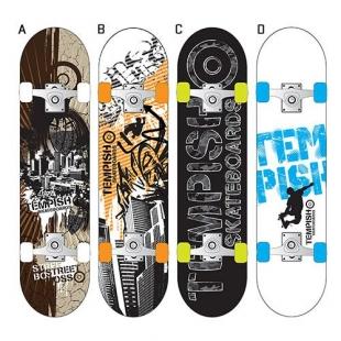 STREET BOSS skateboard