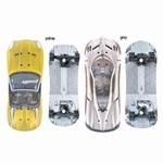 CARS skateboard