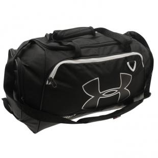 Under Armour - cestovní taška, černá