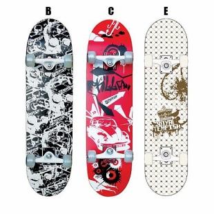 Tender skateboard