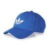 Kšiltovka - Adidas Originals Trefoil, modrá