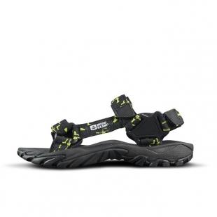 Pánské outdoorové sandály NORDBLANC Tour - jas. zelená