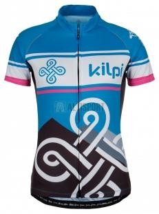Dámský cyklo dres kilpi septima modrý