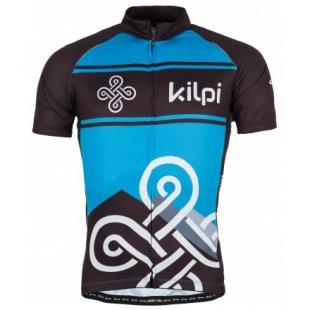 Pánský cyklo dres kilpi septima modrý