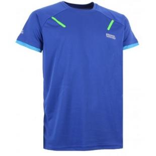 Pánské cyklistické tričko nordblanc aim modré