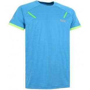 Pánské cyklistické tričko nordblanc aim azurově modré