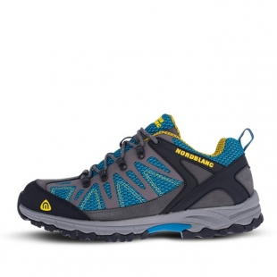 Pánské outdoorové boty NORDBLANC Supreme - modrá