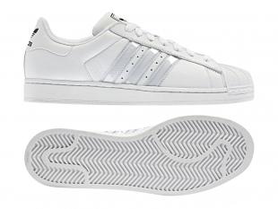 Pánské boty Adidas Superstar, bílé