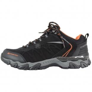 Pánské outdoorové boty Alpine Pro, černá
