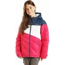 Dětská bunda AlpinePro Geminiano - růžová
