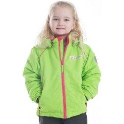 Dětská bunda AlpinePro Geminiano - Zelená