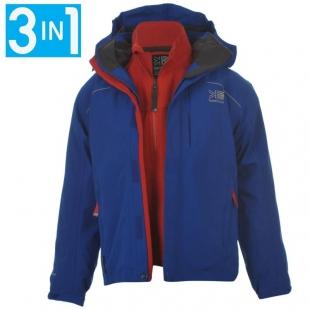 Dětská bunda Karrimor - modrá
