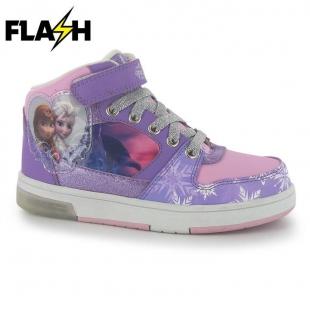 Dívčí boty Character - Disney - Frozen, růžové