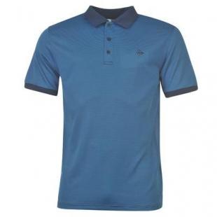 Pánské Polo Dunlop - Modré