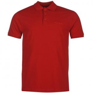 Pierre Cardin Polo - Tmavě červená