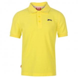 Pánské Polo Slazinger - Žluté