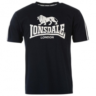 Pánské triko Lonsdale, navy
