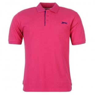 Pánské triko Slazenger, růžové